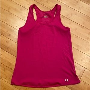 Under Armour (UA) Ribbed Tank - Fitted
